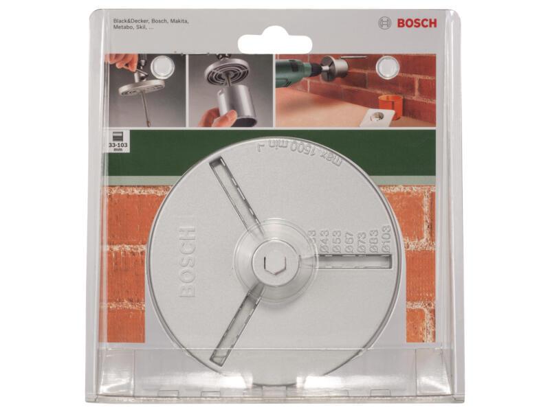 Bosch steunschijf voor gatzagen 33-103 mm
