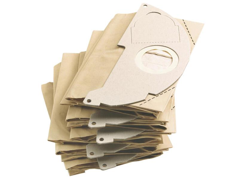 Karcher stofzuigerzakken MV/WD2/WD2.200/A20xx 5 stuks