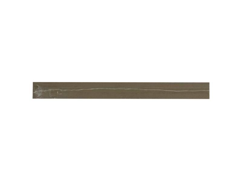 CanDo stootbord 130x20 cm beton lichtgrijs 3 stuks