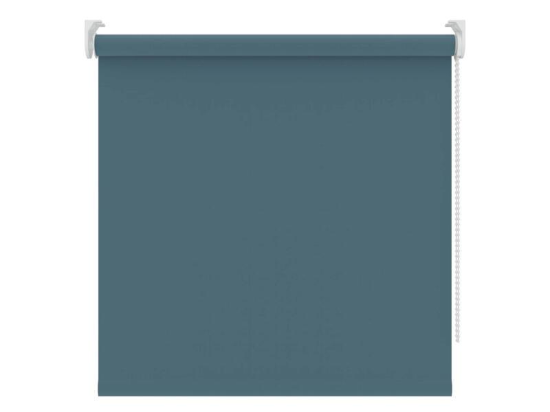 Decosol store enrouleur occultant 120x190 cm gris-bleu