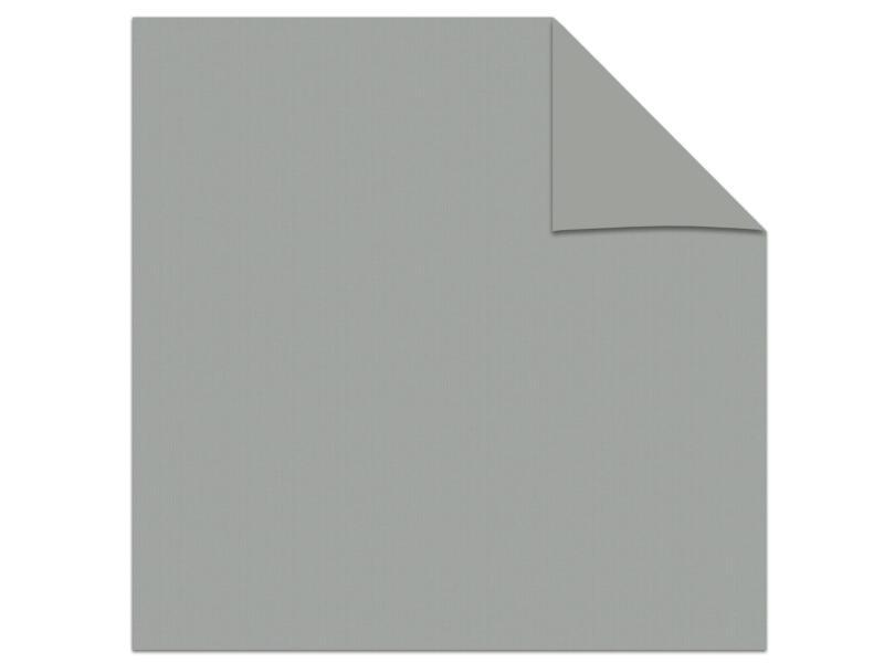 Decosol store enrouleur occultant 120x250 cm gris souris