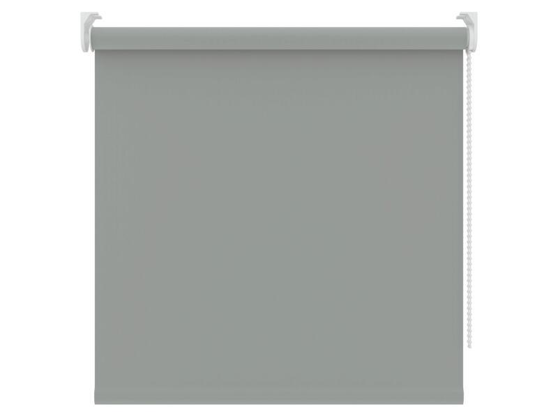 Decosol store enrouleur occultant 150x250 cm gris souris