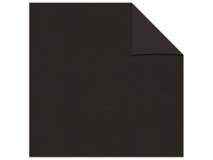 Decosol store enrouleur occultant 180x190 cm brun