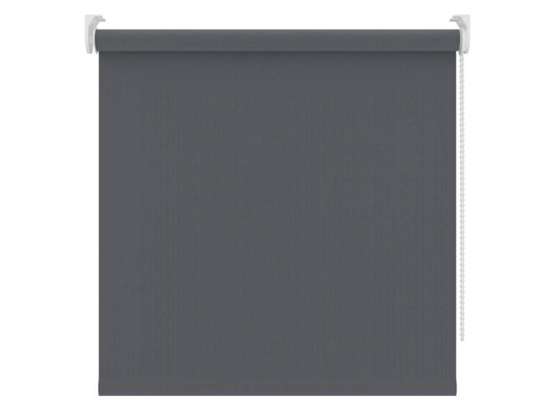 Decosol store enrouleur occultant 210x190 cm gris pierre