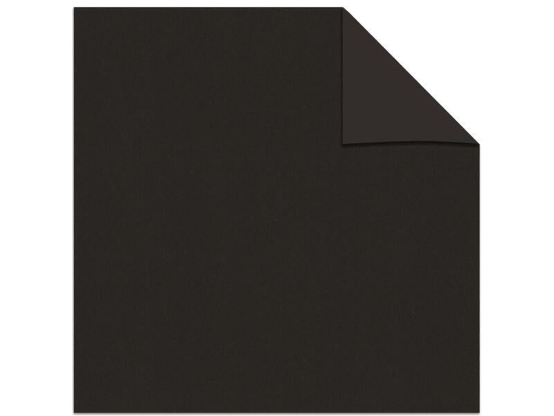 Decosol store enrouleur occultant 60x190 cm brun