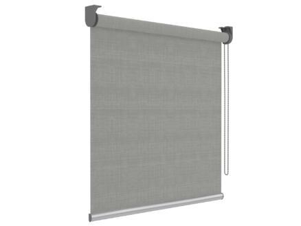 Decosol store enrouleur screen tamisant 150x190 cm gris