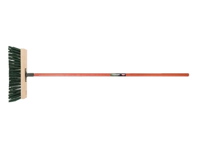 Polet straatborstel 30cm + steel 150cm