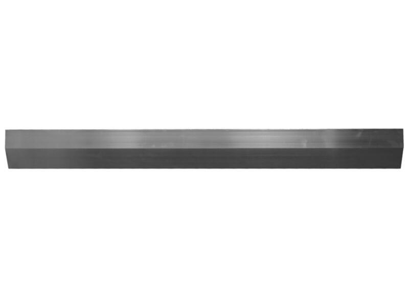 Toolland stukadoorslat 200cm aluminium