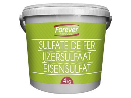 Forever sulfate de fer 4kg