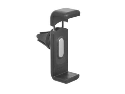 Carpoint support smartphone pour voiture noir