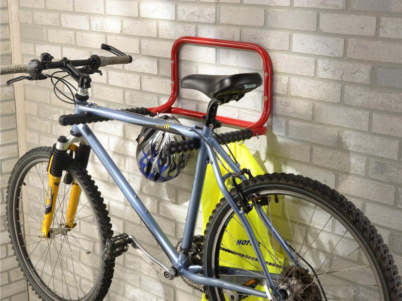 Mottez support vélo mural rabattable