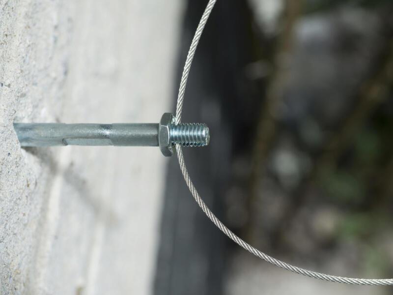 Ubbink système fil de fer plantes grimpantes 1,8mm x 10m