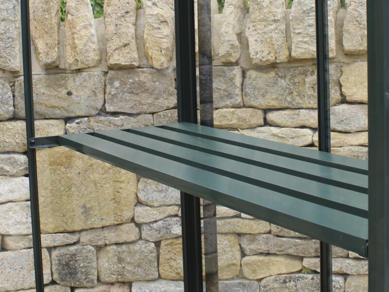 Eden table de culture serre Birdlip 64 vert