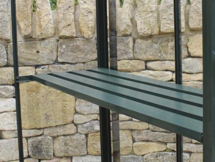 Eden table de culture serre Birdlip 84 vert