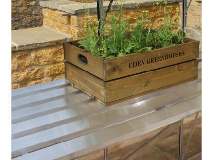 Royal Well table de culture serre Blockley 148 gris