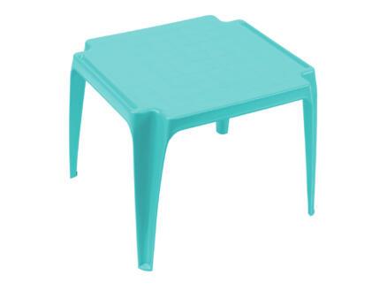 Progarden table enfant 52x52 cm bleu