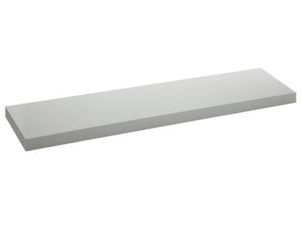Practo Home tablette murale 90cm aluminium