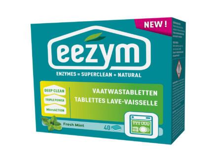 eezym tablettes lave-vaisselle 40 tabs