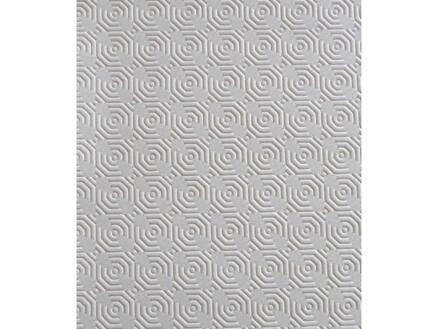 Finesse tafelbeschermer 110x220 cm wit