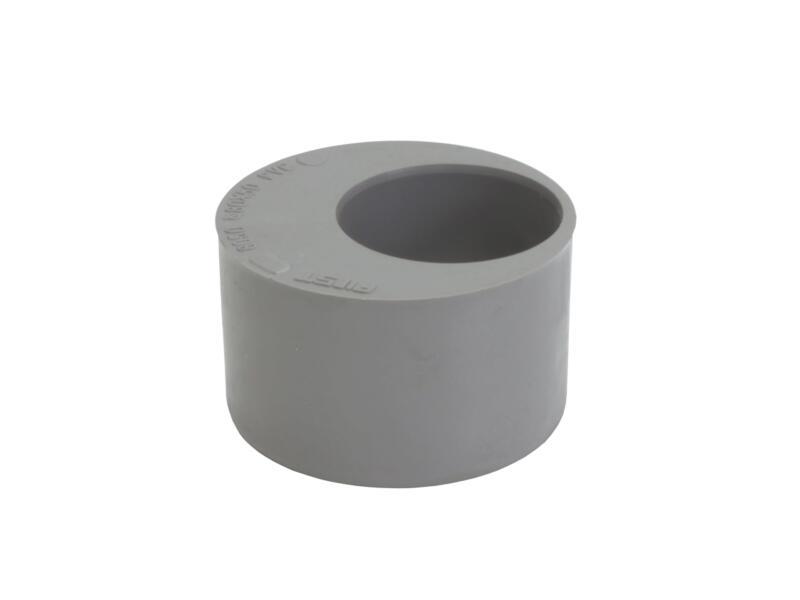 Scala tampon de réduction 110mm/32mm PVC gris