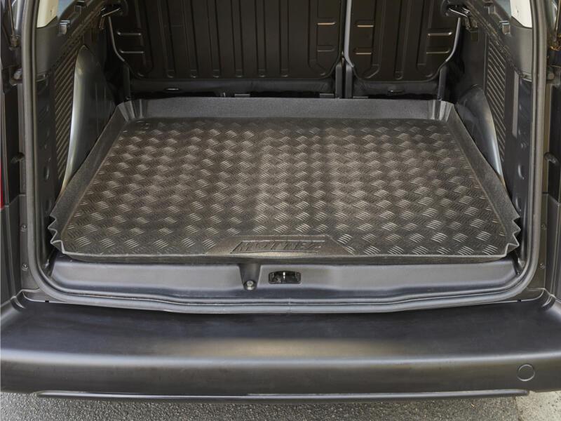 Mottez tapis de coffre 90x100 cm