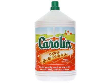 Carolin tegelreiniger extra lijnolie 5l
