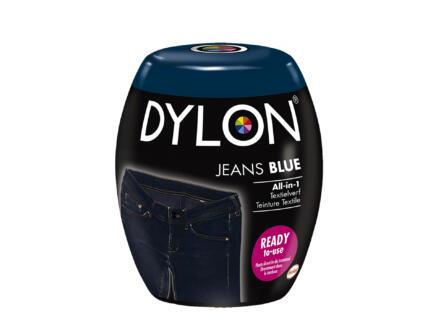 teinture textile tout-en-un 350g lavage en machine jeans blue