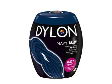 teinture textile tout-en-un 350g lavage en machine navy blue