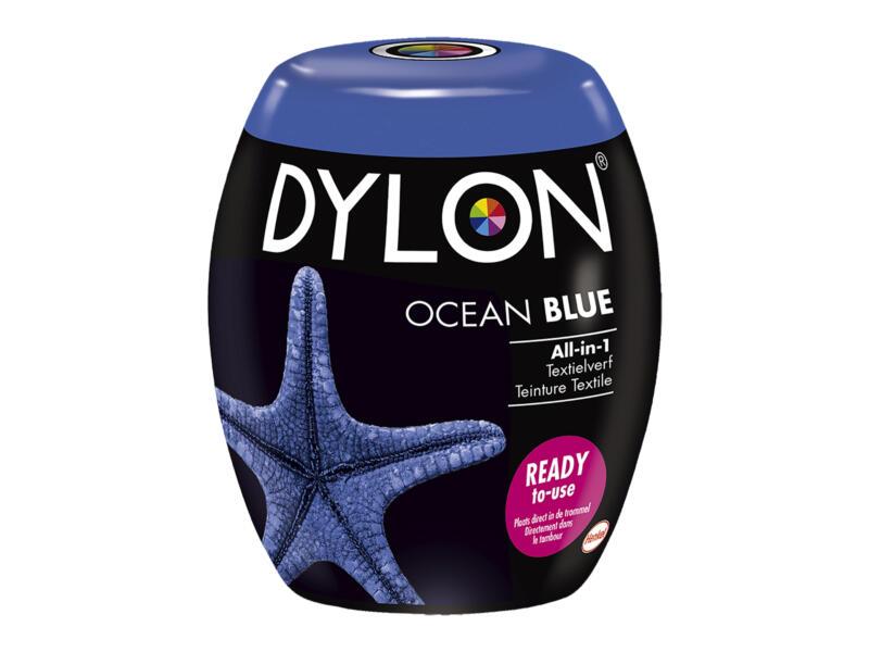 teinture textile tout-en-un 350g lavage en machine ocean blue