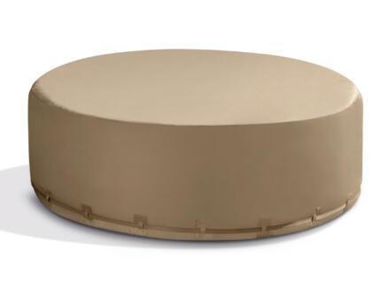 Intex thermisch afdekzeil voor Pure Spa jacuzzi beige