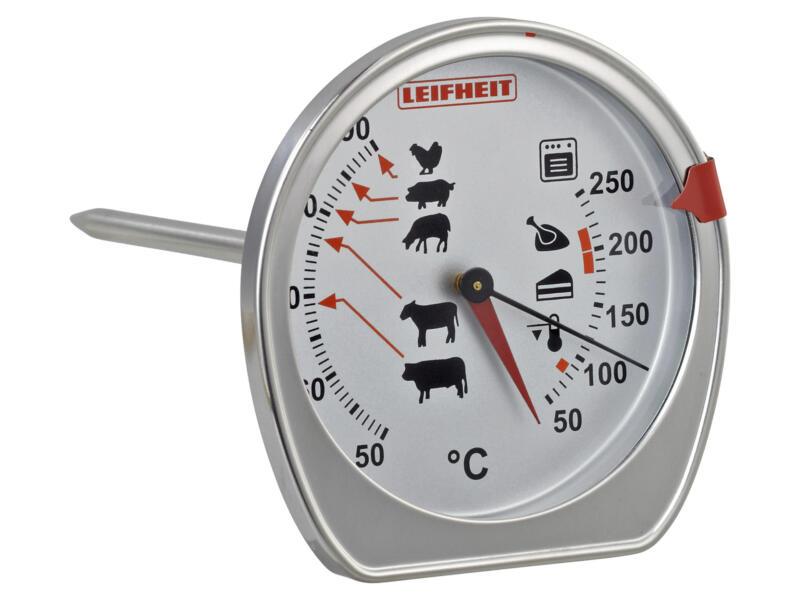 Leifheit thermomètre de cuisine four et viande