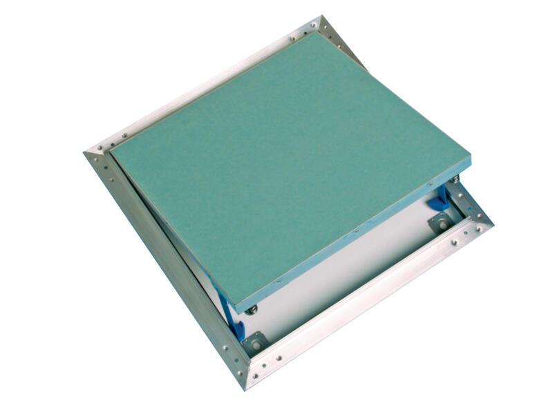 Semin toezichtsluik aluminium 50x50