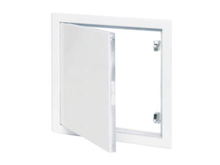 Semin toezichtsluik wit 60x60 cm