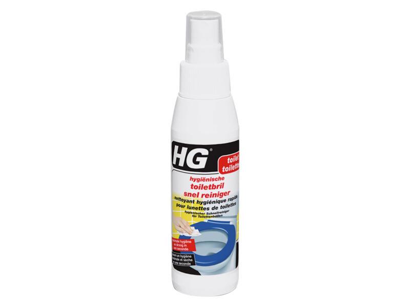 HG toiletbril snelreiniger 90ml