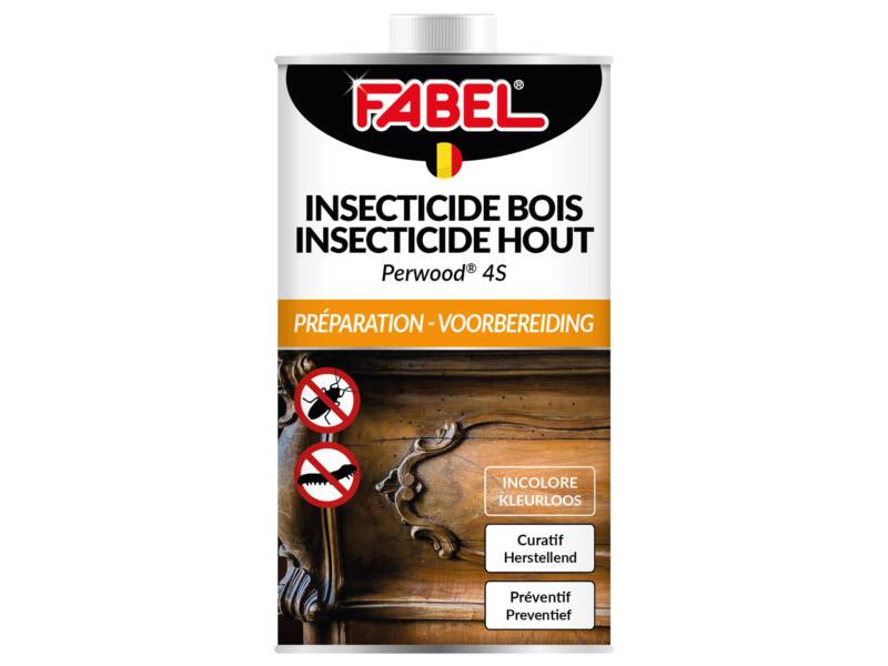 Fabel traitement du bois insecticide 0,25l incolore