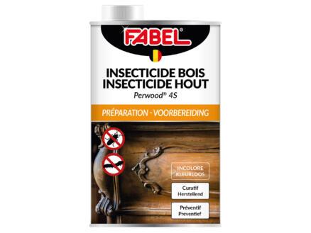 Fabel traitement du bois insecticide 0,5l incolore