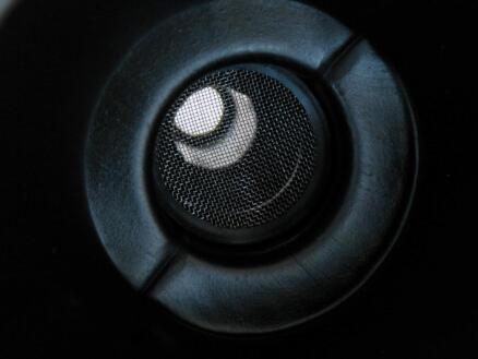 Carpoint trechter 138mm flexibele tuit zwart