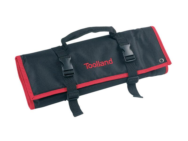 Toolland trousse à outils 40x24x2,5 cm 14 compartiments