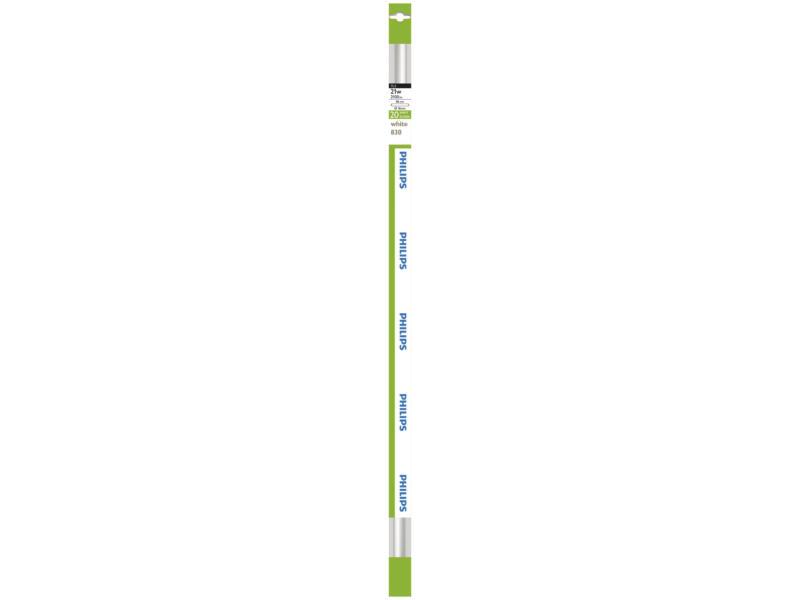 Philips tube néon T5 21W 863mm blanc chaud