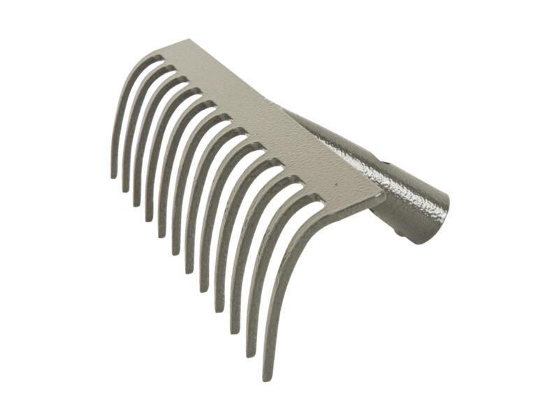 Polet tuinhark 31cm 12 tanden zonder steel