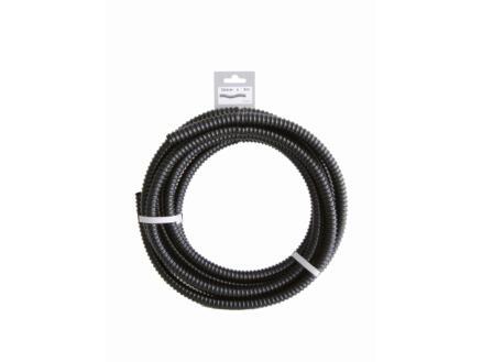 Ubbink tuyau annelé pour bassin 13mm 5m noir