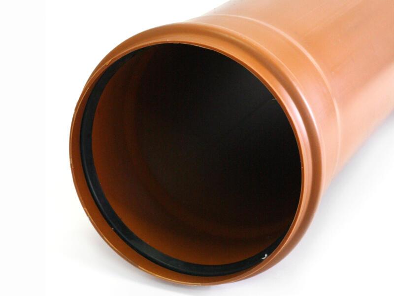 Scala tuyau d'égout 160mm 2m