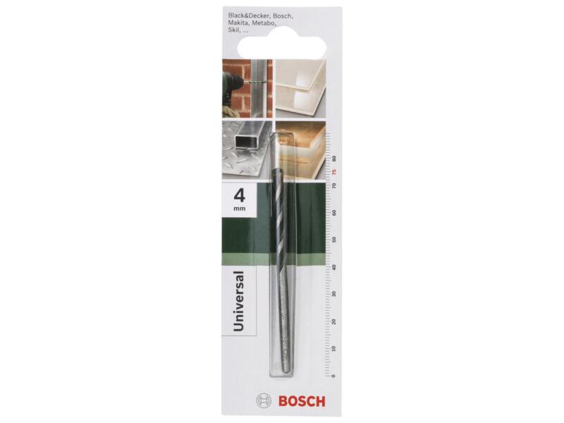 Bosch universele boor 4x75 mm