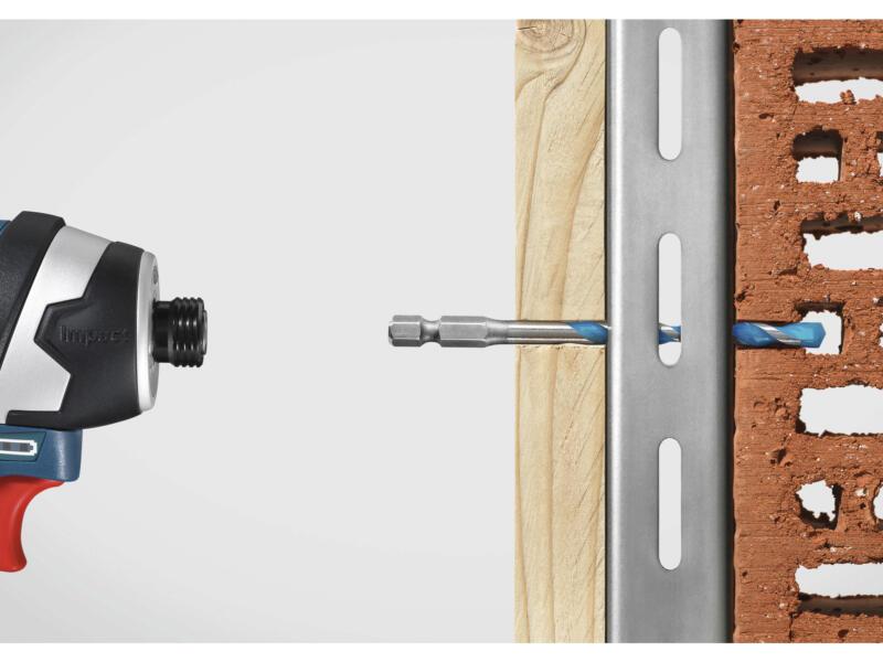 Bosch Professional universele boor HEX-9 6mm