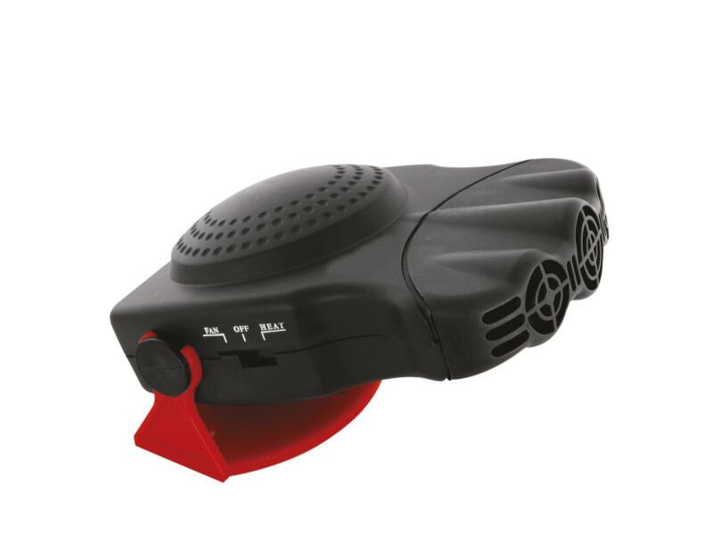 Carpoint ventilateur avec chauffage 12V 150W