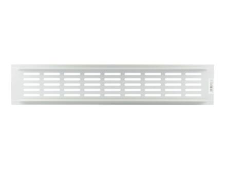 Renson ventilatiestrip 400x80 mm aluminium