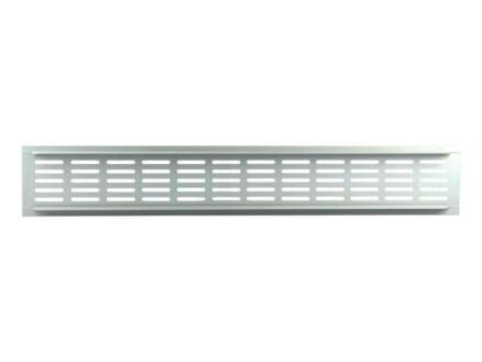 Renson ventilatiestrip 500x80 mm aluminium