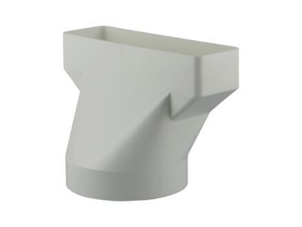 Renson verbinding type 7021 125mm wit
