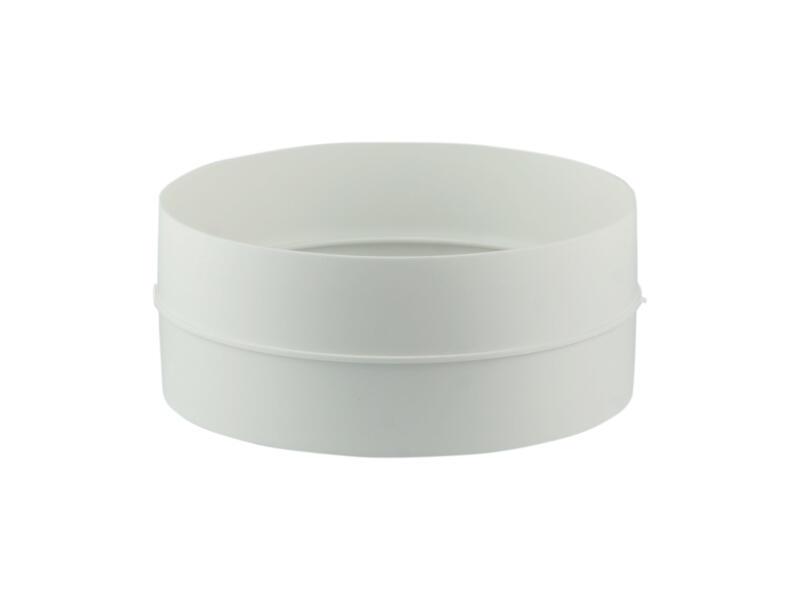 Renson verbindingsstuk voor ronde buis 150mm wit