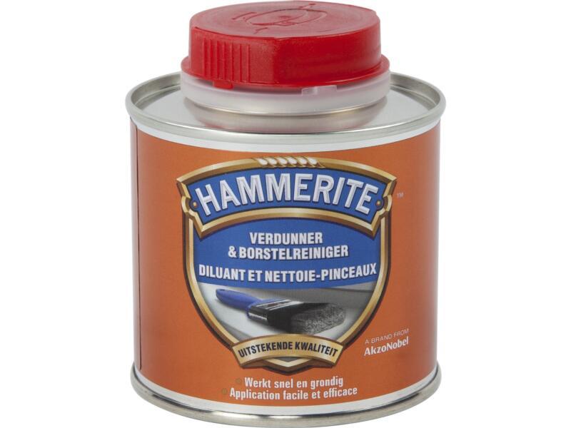 Hammerite verdunner & borstelreiniger 0,25l
